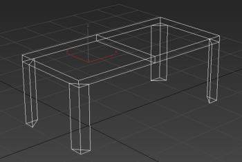 table_wireframe